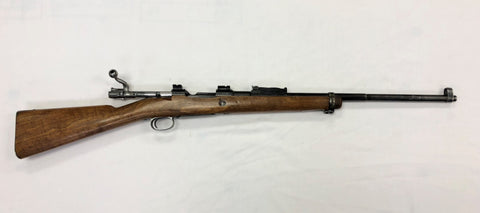 USED MAUSER 1893  7.62  AS IS