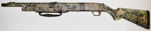 USED MOSS 500 TURKEY CAMO 12