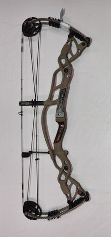 USED-HOYT CARBON DEFIANT 34