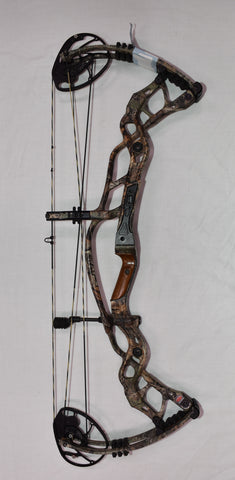 USED-HOYT CARBON DEFIANT TURBO