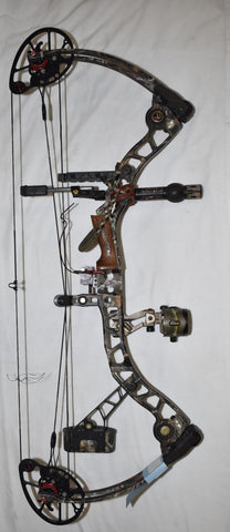 USED-MATHEWS MONSTER PKG
