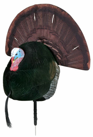 FLAM KING STRUT TURKEY FLOCKED
