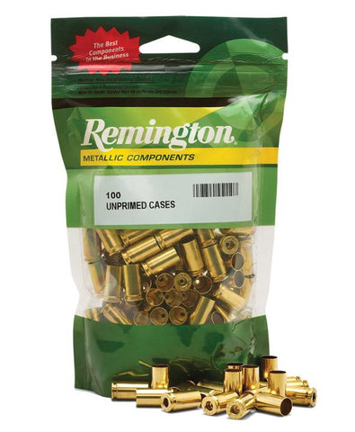 REM BRASS  9mm LUGER      /100