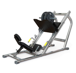 Exigo Iso Plate Loaded 45 degree leg press.