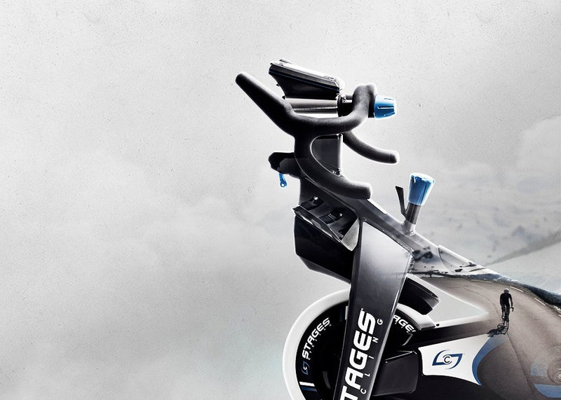 STAGES SC3 Indoor Bike with Power Monitor