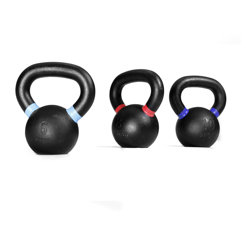 Origin Cast Iron Kettlebells (4kg)