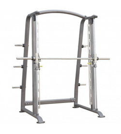 Polished look to an entirely silver smith machine.