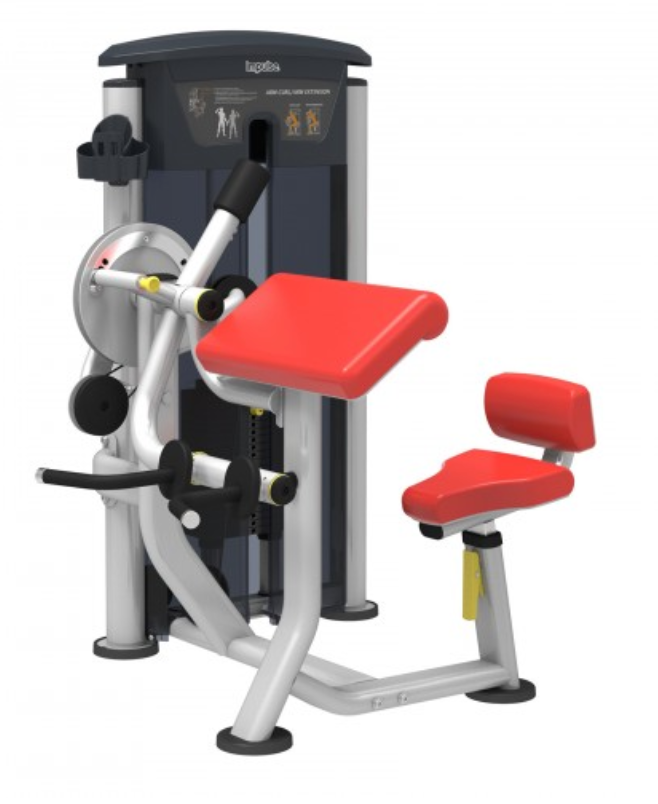 Impulse IT95 Bicep curl and Tricep extension
