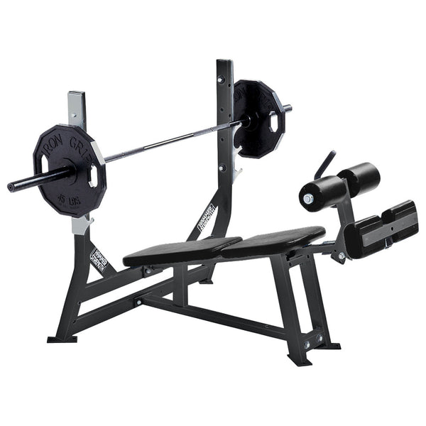 Hammer Strength Olympic Decline Bench