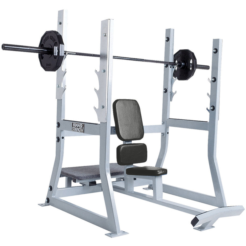 Hammer Strength Olympic Military Bench