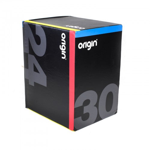 Origin Multi Sided Plyo Box (Black)