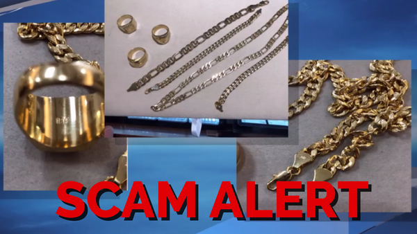 SCAM ALERT: DO NOT BUY THIS JEWELRY