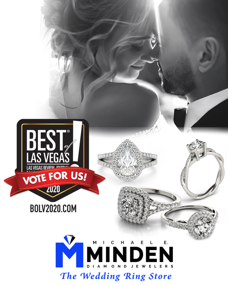 This is an image of Michael E. Minden Diamond Jewelers