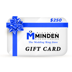 Gift Card - Michael E. Minden Diamond Jewelers