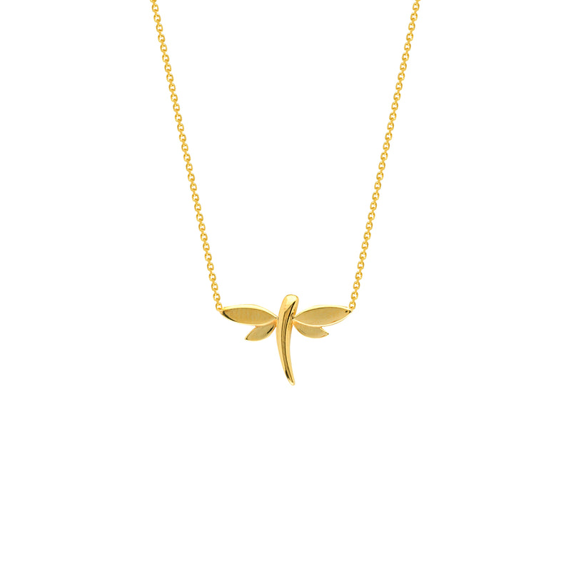 Dragonfly Necklace - Michael E. Minden Diamond Jewelers