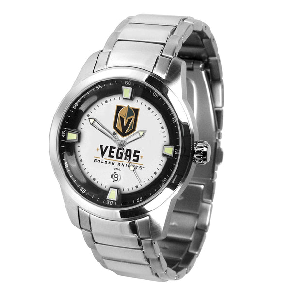 Vegas Golden Knights Titan Watch - Michael E. Minden Diamond Jewelers