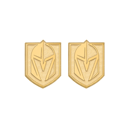Vegas Golden Knights Cuff Links - Michael E. Minden Diamond Jewelers