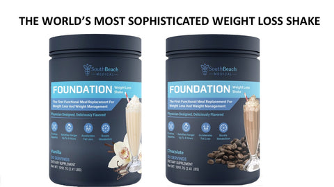Foundation Weight Loss Meal Replacement Shake