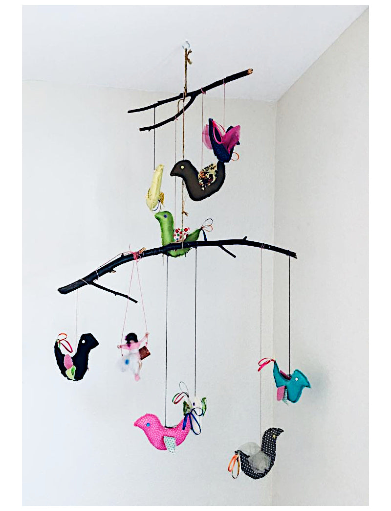 I share my room with birds - Mobile