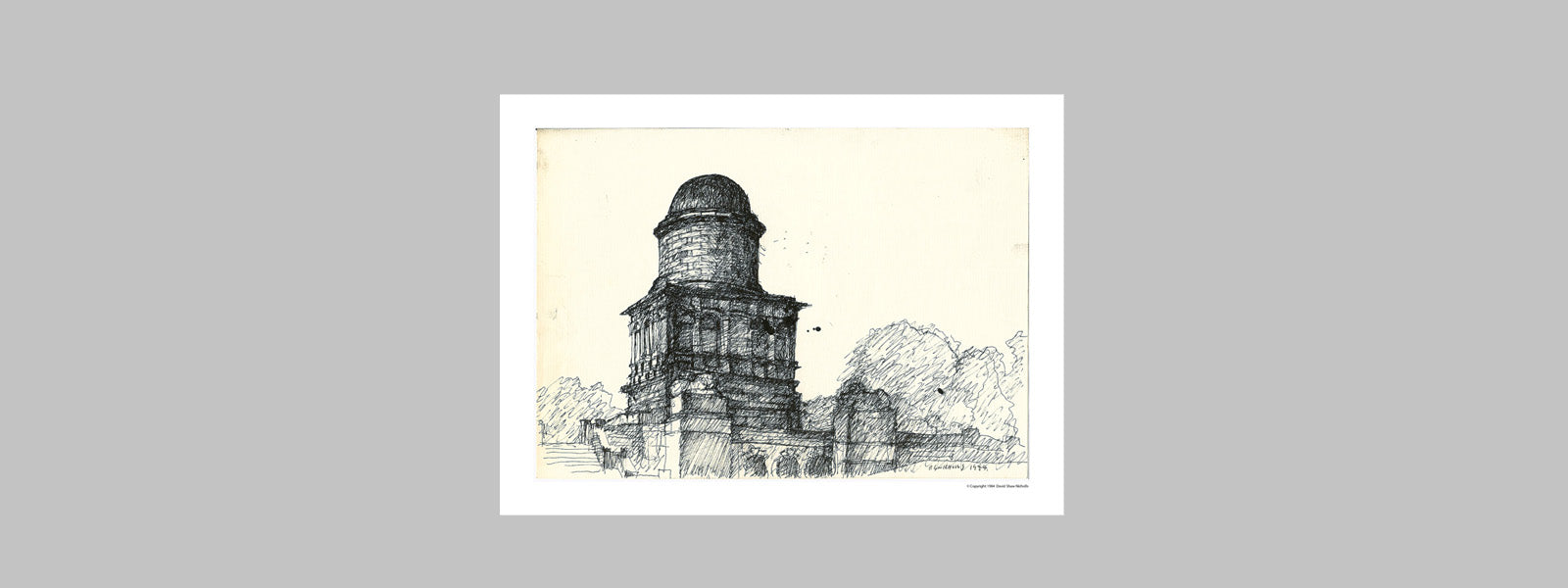 HAMILTON MAUSOLEUM, Printworks: Unlimited Edition