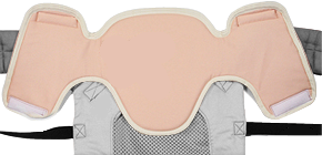 Pognae Baby Carrier head rest picture 1