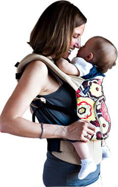 Pognae Baby Carrier with baby right side
