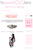 The MomAHOLIC Diaries Pognae Baby Carrier Review