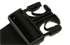 Pognae Baby Carrier safety buckle