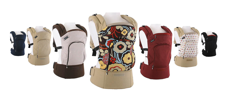 Pognae Baby Carrier seven different styles