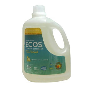 ECOS Liquid Laundry Detergent, Magnolia and Lilies