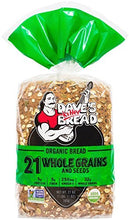 Load image into Gallery viewer, Dave's Killer Bread, 21 Whole Grains, Organic, 27 oz