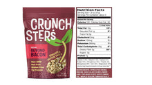 Load image into Gallery viewer, Crunchsters Beyond Bacon Protein Snack, 4 Oz