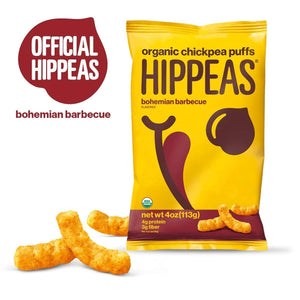 HIPPEAS Organic Chickpea Puffs + Variety Pack | 4 ounce, 6 count |
