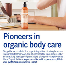 Load image into Gallery viewer, Dr. Bronner's Organic Lotion for Hands & Body - Peppermint, 8 Oz