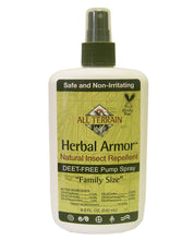 Load image into Gallery viewer, All Terrain Herbal Armor DEET-Free Natural Insect Repellent Spray (8 Ounce)
