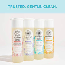 Load image into Gallery viewer, The Honest Company Purely Simple Fragrance-Free Shampoo + Body Wash | Tear-Free Baby Shampoo with Naturally Derived Ingredients | Sulfate- & Paraben-Free Baby Bath | 10.0 Fl. Ounces