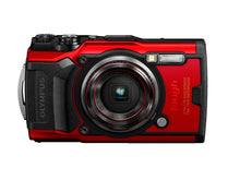 Load image into Gallery viewer, Olympus Tough TG-6 Waterproof Camera, Red