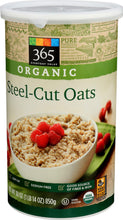 Load image into Gallery viewer, 365 Everyday Value Organic Steel Cut Oats, 30 OZ
