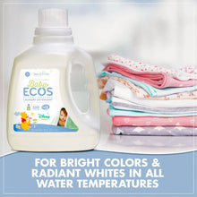 Load image into Gallery viewer, ECOS Baby Free and Clear Disney Laundry Detergent (Pack of 2)