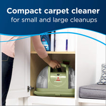 Load image into Gallery viewer, Bissell Multi-Purpose Portable Carpet and Upholstery Cleaner, 1400B