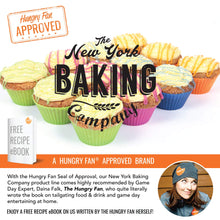 Load image into Gallery viewer, NY Baking Co. Silicone Baking Cups, Reusable Cupcake Liners, Stand Alone Pan,Free and Non Stick, Muffin Liners 24 Count