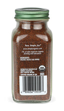 Load image into Gallery viewer, Simply Organic Ancho Chili Powder Certified Organic, 2.85 Ounce