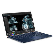 "Load image into Gallery viewer, ASUS ZenBook 13 Ultra-Slim Durable Laptop 13.3"" FHD Wideview, Intel Core i7-8565U Up to 4.6GHz, 16GB RAM, 512GB PCIe SSD + TPM Security Chip, Numberpad, Windows 10 Pro - UX333FA-AB77, Royal Blue"