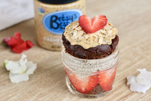 Load image into Gallery viewer, Gourmet Toasted Coconut Cashew Butter by Betsy's Best - Non-GMO - Toasted Coconut, Chia Seeds, Organic Stevia & Demerara Sugar, Vegan Friendly, Best Tasting Nut Butter for Kids Snacks