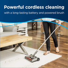 Load image into Gallery viewer, Bissell Perfect Sweep Turbo Rechargeable Carpet Sweeper, 28806, Driftwood