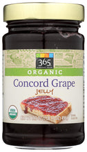 Load image into Gallery viewer, 365 Everyday Value, Organic Concorde Grape Jelly, 17.5 oz
