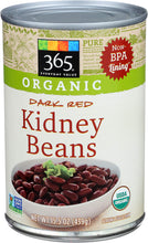 Load image into Gallery viewer, 365 Everyday Value, Organic Dark Red Kidney Beans, 15.25 oz