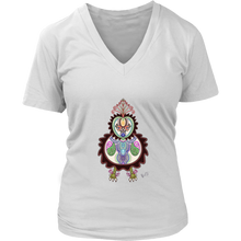 Load image into Gallery viewer, Owl V-Neck