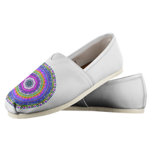 Load image into Gallery viewer, Gratitude Mandala Casual Shoe