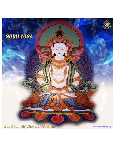 Guru Yoga - prayer to our teacher audio CD